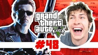 Grand Theft Auto V - GIVE ME YOUR CLOTHES - Part 48
