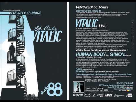 VITALIC live @ Studio 88