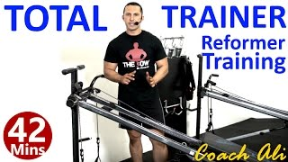 Total Trainer Workout | FULL BODY | By: Coach Ali
