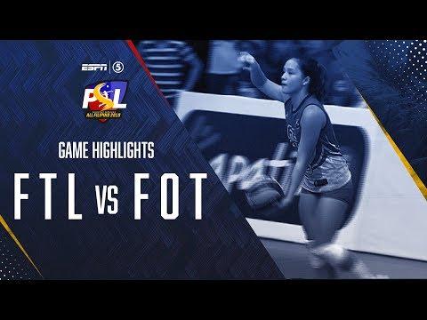 Highlights: F2 Logistics vs. Foton | PSL All-Filipino Conference 2019