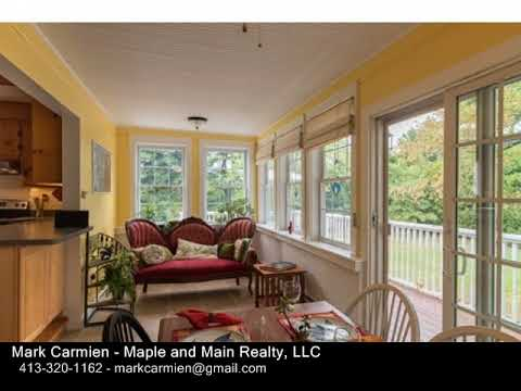 143 Park Street Easthampton Ma 01027 Single Family Home Real Estate For