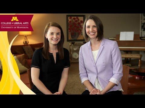 We Are Liberal Arts: Brette and Allison Stoneberg