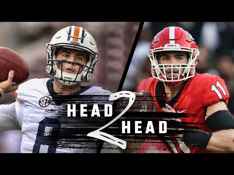 Head to Head: Auburn vs Georgia predictions