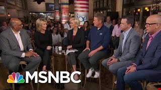 harris-warren-emerge-from-rocky-first-set-of-debates-morning-joe-msnbc