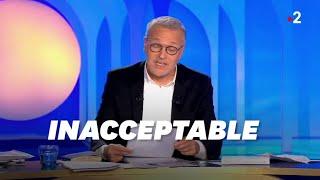 Dans ONPC, Ruquier lit le droit de réponse d'Alexandre, le frère de Yann Moix