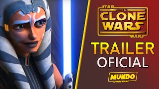 The Clone Wars - Novo Trailer Legendado | Mundo Star Wars
