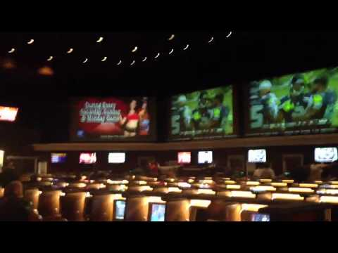 HD Las Vegas sportsbook reaction to Packers-Seahawks final