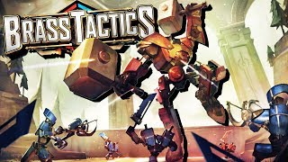 Controlling the VR Armies! - Brass Tactics VR - Oculus Rift VR