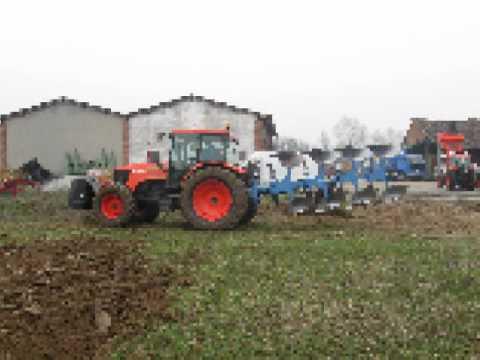 Bregalanti presenta trattori kubota youtube for Trattori kubota