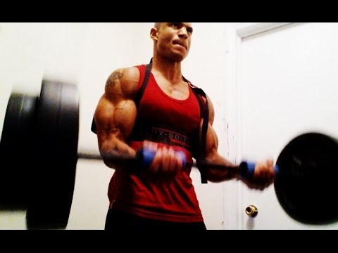 Pre Breakfast Shake (How To Build Muscle Faster) Big Brandon Carter