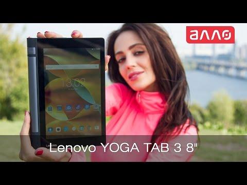 Видео-обзор планшета Lenovo YOGA TABLET 3-850F