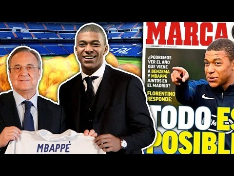 REVEALED: Kylian Mbappe Reaches Secret Agreement With Real Madrid?! | W&L