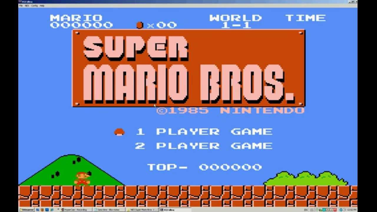 Mario 1 / 2 / 3 Download for PC (Sound + Full game)