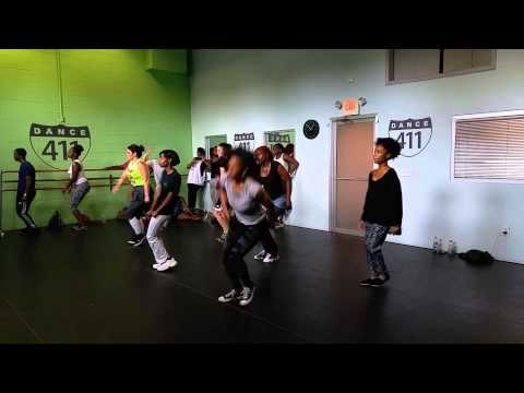 Aaron James choreography(4)