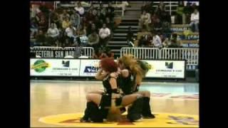 Video LECHE RIO BREOGAN - CAPRABO LLEIDA (2003/04)
