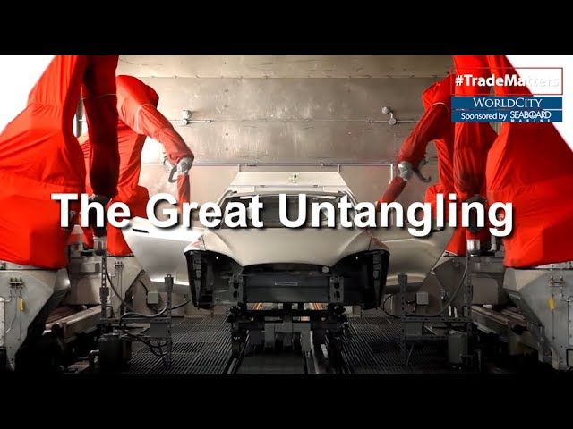 The Great Untangling: Automotive Industry Stats