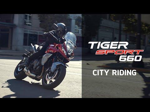 New Tiger Sport 660 – City & Sports