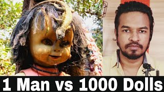 1000 Ghosts Island   Tamil   Doll Island   Madan Gowri   MG