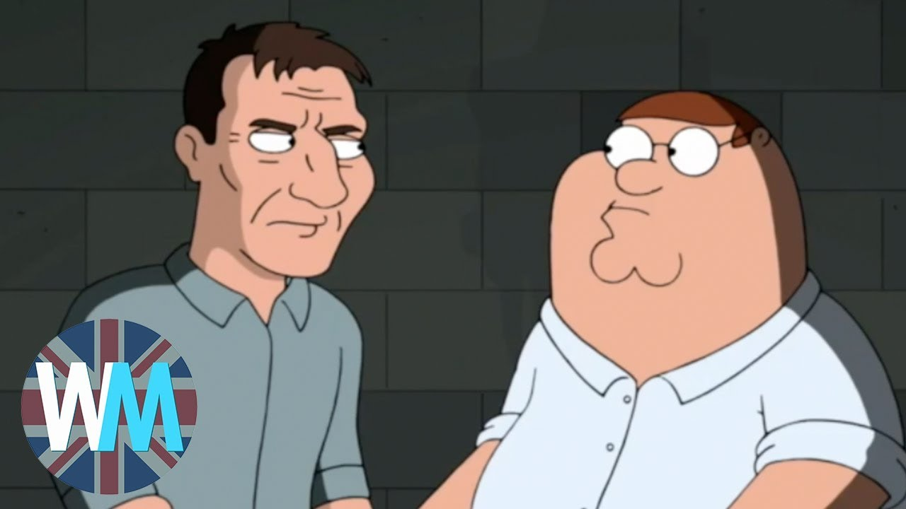 25 'Family Guy' Guest Stars Who Will Surprise You