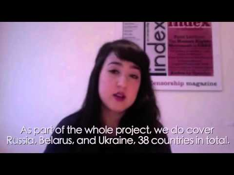 The Freedom Chat: Index on Censorship's Hannah Machlin