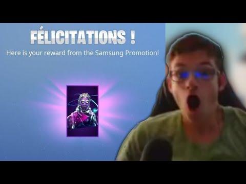 Comment télécharger le skin Galaxy de Fortnite gratuitement sans