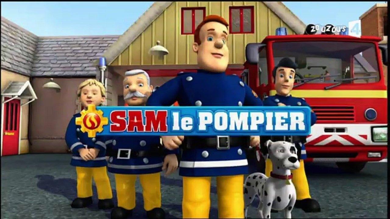 Sam le pompier en francais youtube - Photo sam le pompier ...
