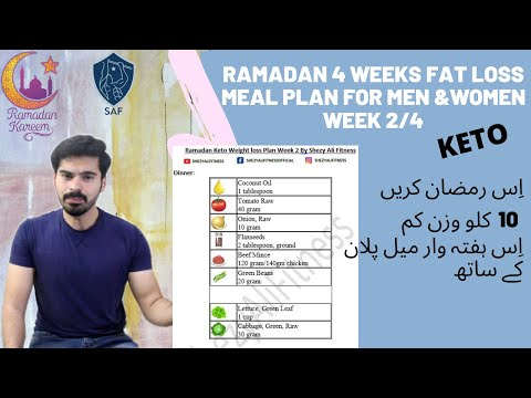 week-2-|keto-fat-loss-diet-plan-|ramadan-|week-2/4-|loose-up-to-10-kg-|2020