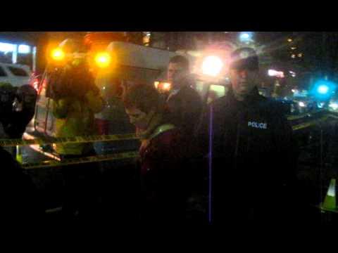 Burlington Police Crack Down on Non-Violent Occupy Protesters