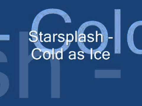 Starsplash   Cold as Ice www SongsPK co