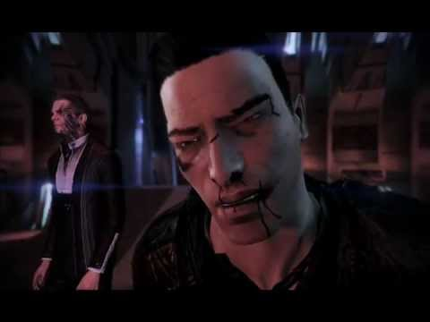 Mass Effect 3 - The Illusive Man's Death