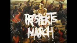 Prospekt's March/Poppyfields by Coldplay