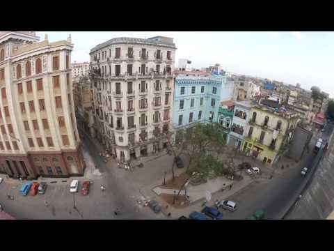 Cuba - Havana - Hotel Plaza rooftop terrace - *32