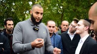 Jews Discuss integration with Muslim