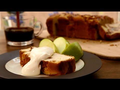 How to Make Apple Cinnamon White Cake | Cake Recipes | Allrecipes.com