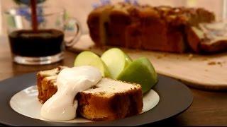 Cake Recipes - How To Make Apple Cinnamon White Cake