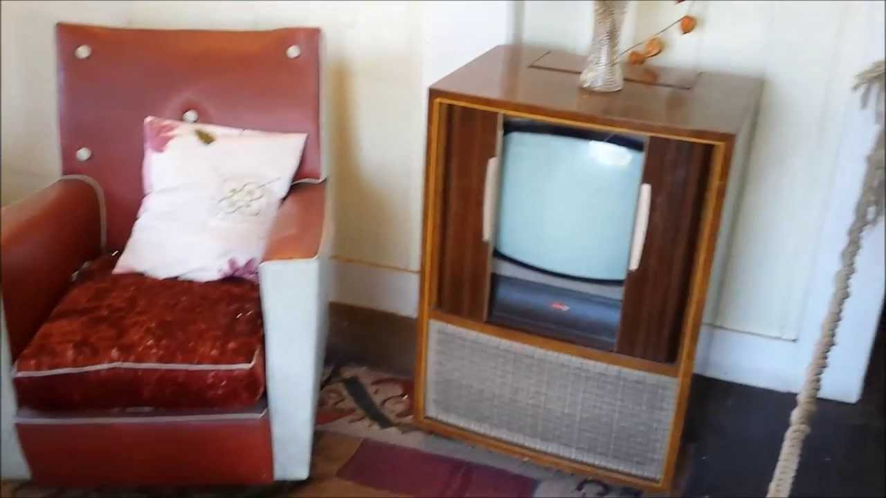 1950s house interior. Vintage House 1950 S  YouTube