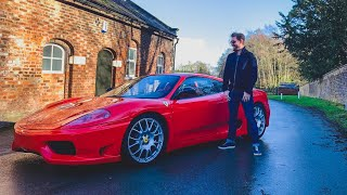 Ferrari 360 Challenge Stradale First Drive Review! Modern Classics Ep 7