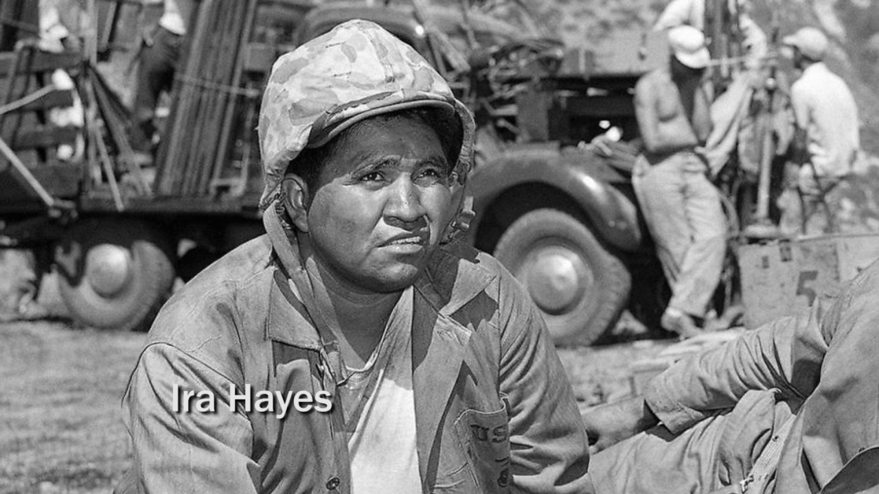 ira hayes Ira hayes was born in sacaton, arizona, a town in the gila river indian community in pinal county he was the eldest of six children born to nancy hamilton.