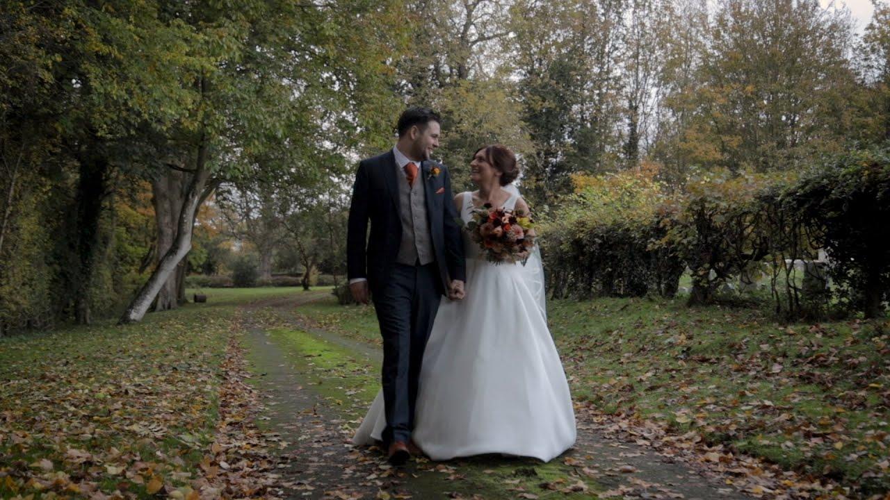 A Wedding at The Tudor Barn Belstead | Rebecca & Ryan