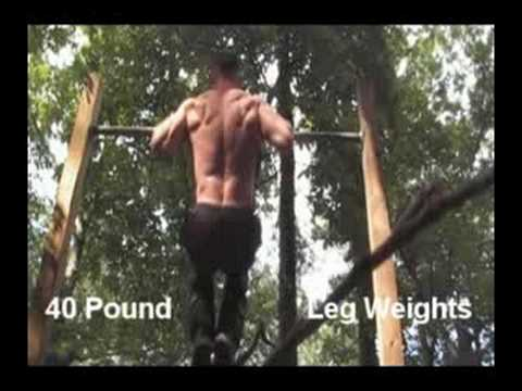 American Ninja Warrior Challenge 3, rough draft 3