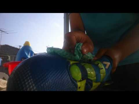 How to clean Ace 16.3 Primeknit! | Football boots
