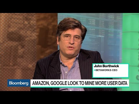Amazon, Google Data Mining Is Bad for Consumers, Betaworks CEO Says