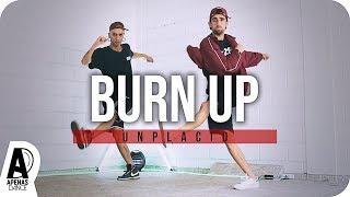 "Baixar ""BURN UP"" - UNPLACID ft.  Carlprit - Coreografia Apenas Dance"