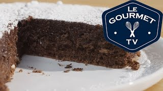 Bourbon Chocolate Cake Recipe - Legourmettv