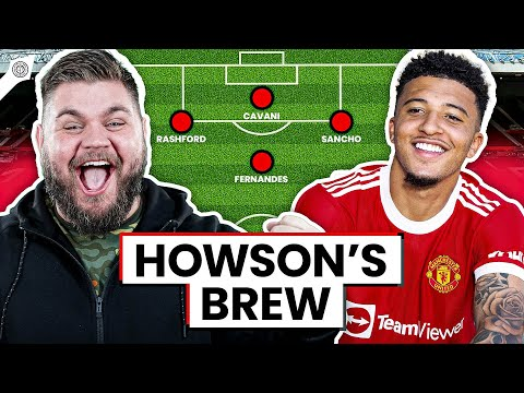 Does Jadon Sancho Make Man United Title Contenders? | Howson's Brew