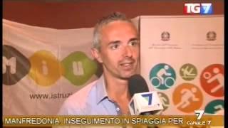 16-07-2012: Servizio Canale7 Conferenza 6a Notte Bianca del Volley
