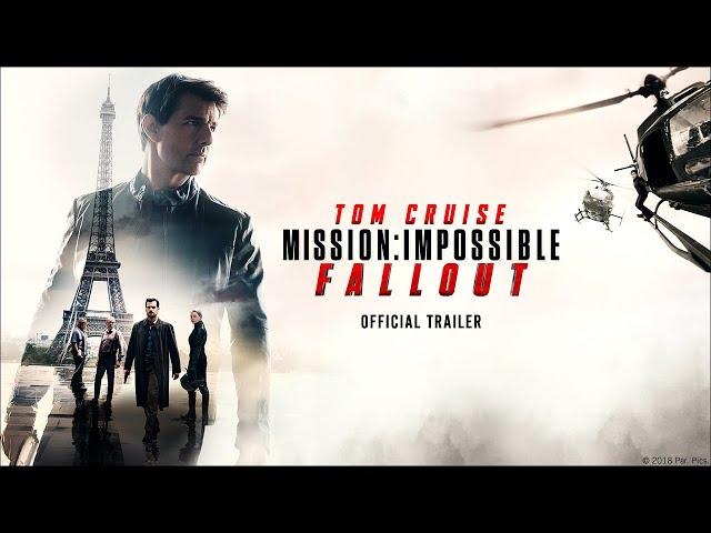 Mission Impossible - Fallout | Virallinen Traileri | Elokuvateattereissa 3.8.