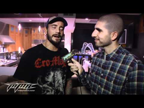 CM Punk Talks Chael Sonnen, Brock Lesnar, WWE vs. UFC
