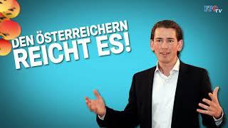 Den Österreichern reicht es: Massiver Shitstorm auf Facebook bei Sebastian Kurz!