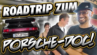 JP Performance - Roadtrip zum Porsche-Doc | Porsche 964 Turbo